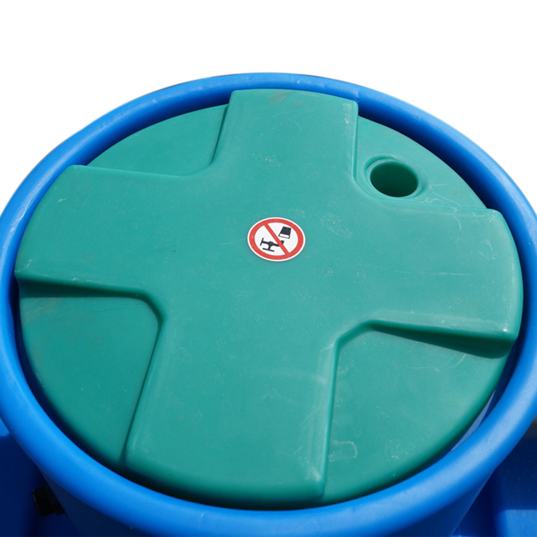 Réservoir Cuve eau de pluie PEHD 10000L