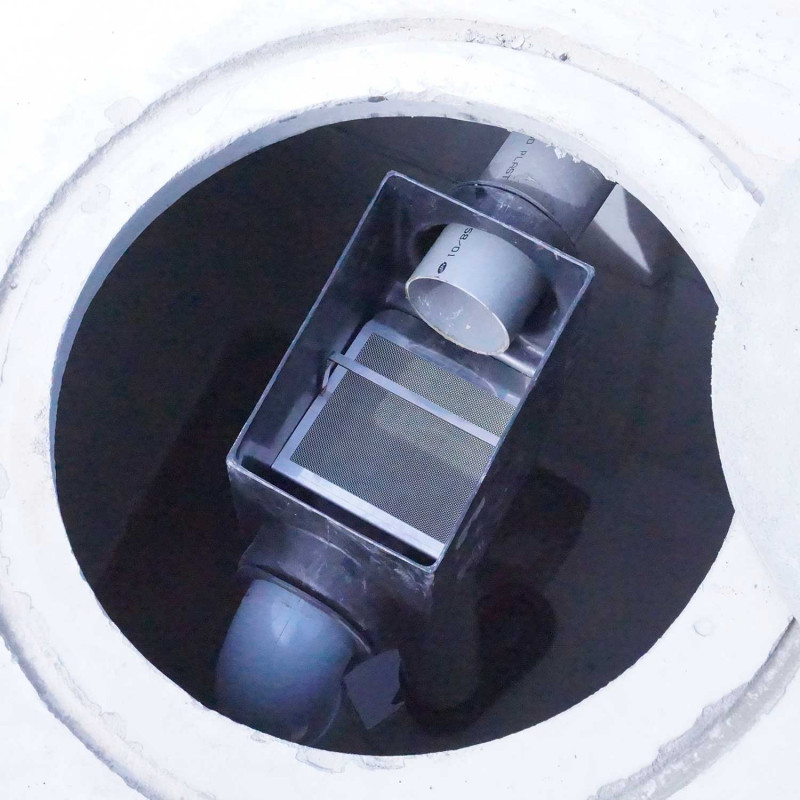 Réservoir Eau de pluie BETON 300L