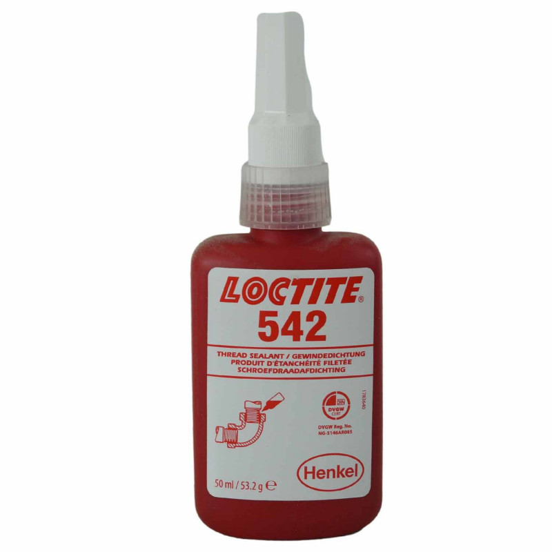 Flacon Loctite 542 - 50ml