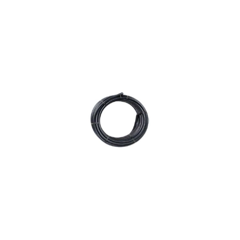 Tuyau courbe PE80 AEP BLEUE 75x6.8 pression maxi 12.5 bars
