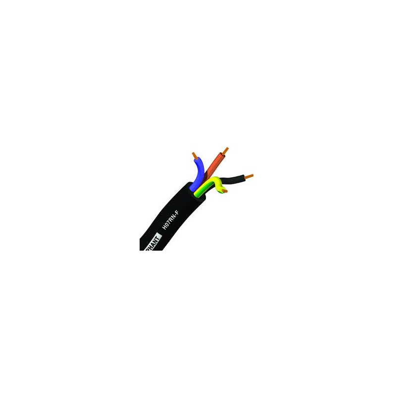 Câble électrique HO7 RN-F 4G4
