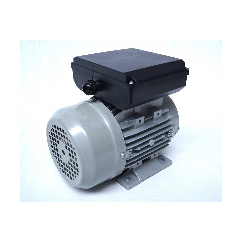 Moteur electrique 220v monophasé 0.75kW, 1500 tr/min, B3