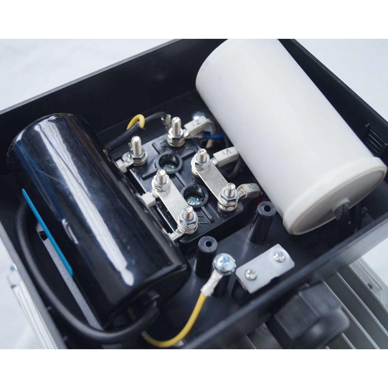 Moteur electrique 220v monophasé 2.2kW, 1500 tr/min, B3
