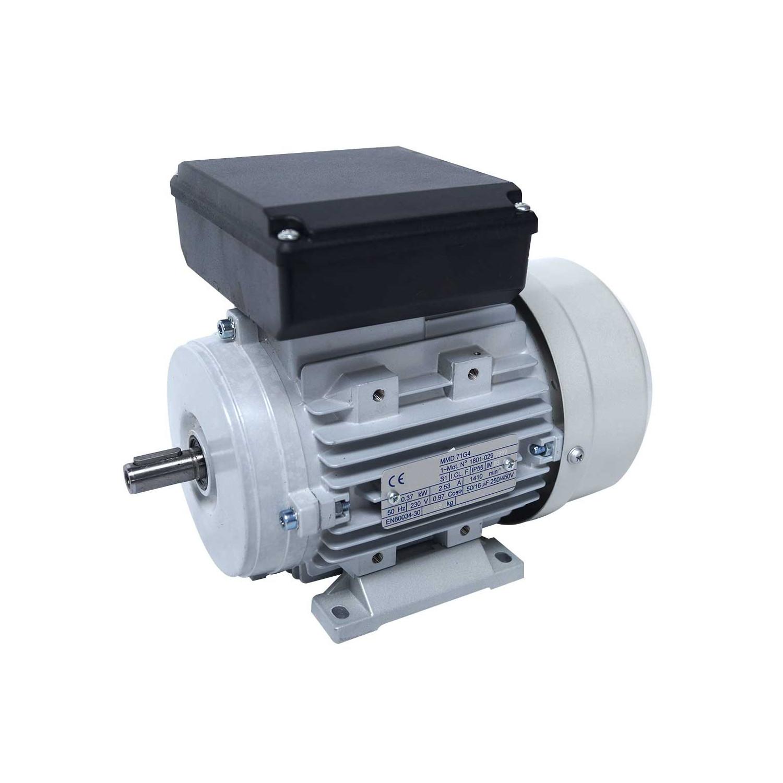Moteur electrique 220v monophasé 0.37kW, 3000 tr/min, B3