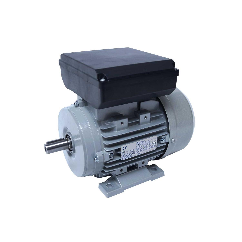 Moteur electrique 220v monophasé 0.75kW, 3000 tr/min, B3