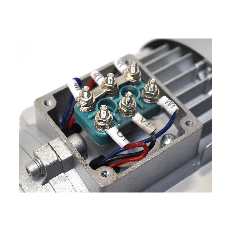 Moteur électrique 230/400V, 1.1Kw, 1500 tr/mn