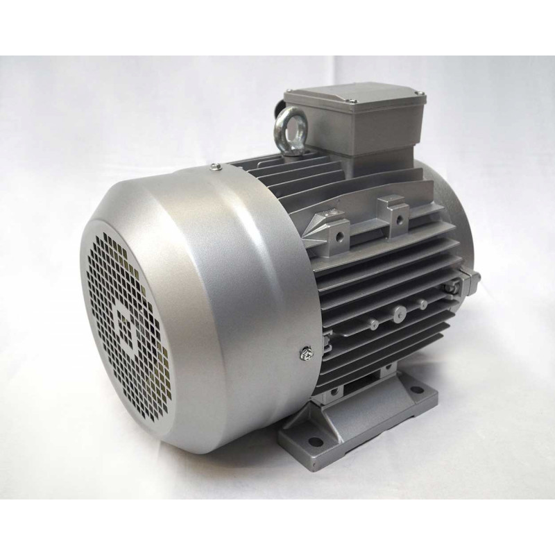 Moteur électrique 400/700V, 5.5Kw, 1500 tr/min