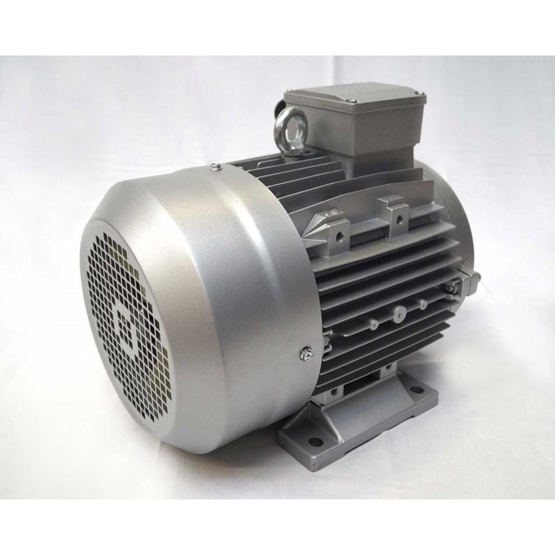 Moteur électrique 400/700V, 7.5Kw, 3000 tr/min