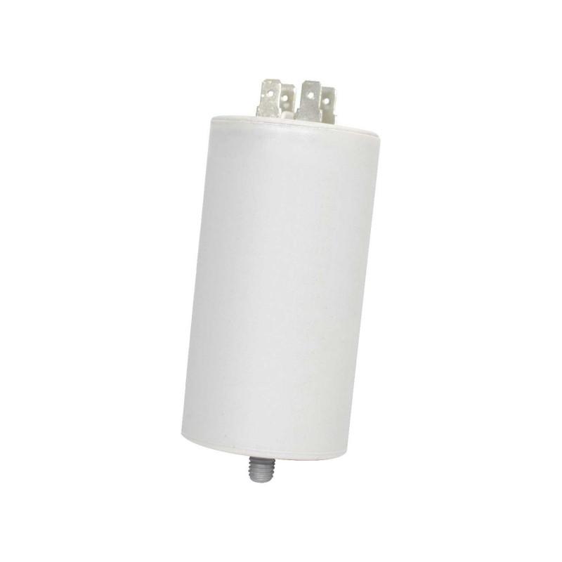 Condensateur permanent à cosses 25µF
