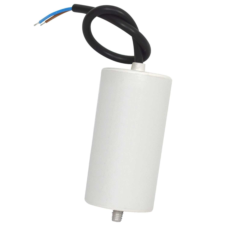 condensateur permanent 16uF a fils