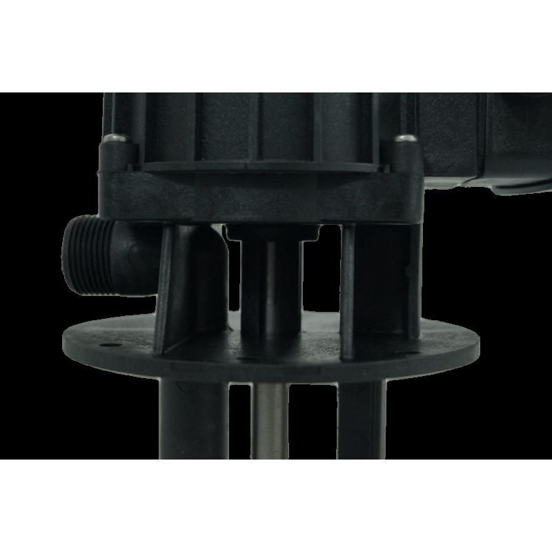 Pompes centrifuge roue ouverte H80mm basse pression 380V