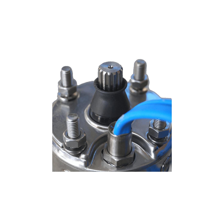 "Pompe immergée 4"" 1.5kW/2cv - 230V - gros débit"