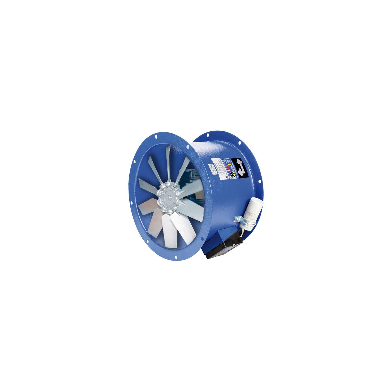 Ventilateurs axiaux tubulaires HMA Ø71T4 4