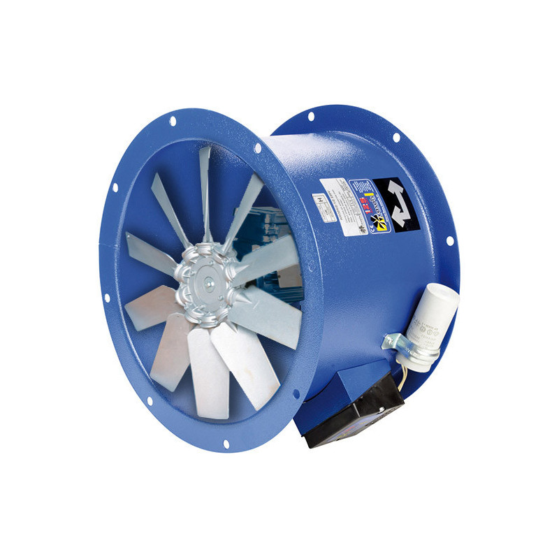 Ventilateurs axiaux tubulaires HMA Ø80T4 4