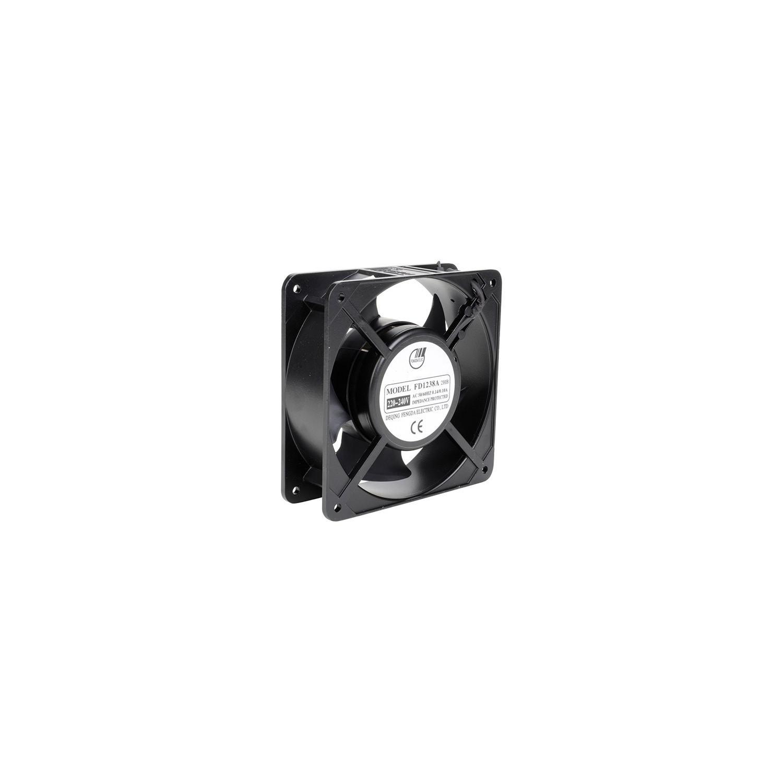 Ventilateur axial silencieux FD Carré 150x50