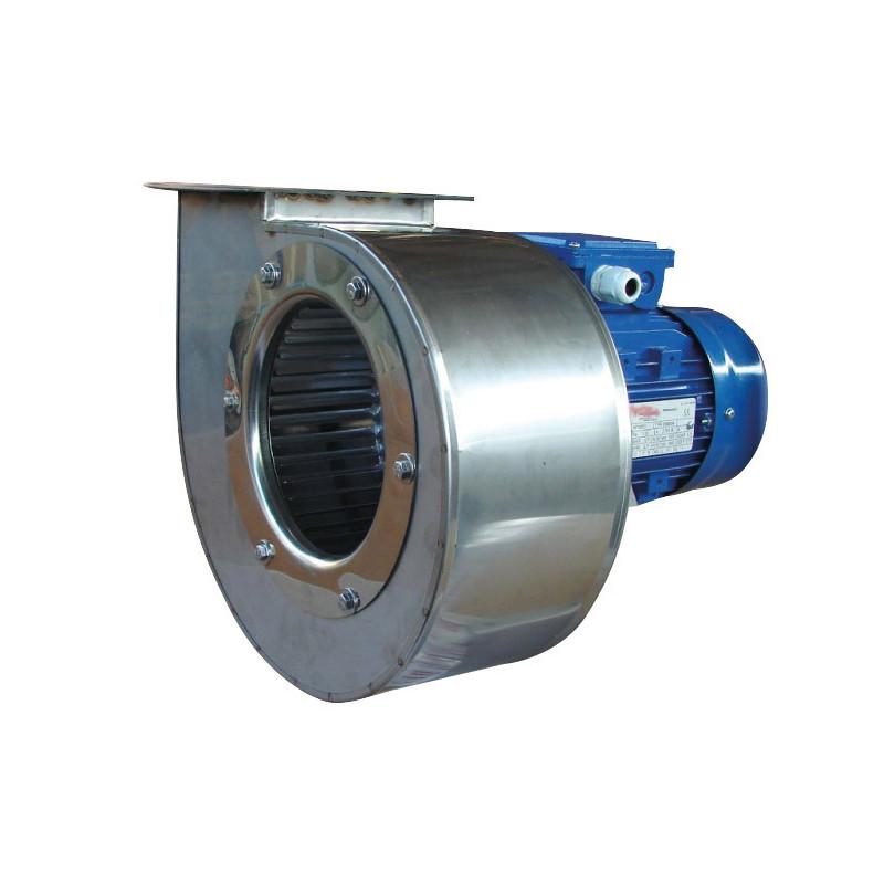 Ventilateur inox pour vapeurs corrosive BA Ø25013T4RRD