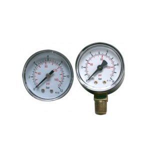 Manomètre pression eau à 7€ - Qualité professionnelle