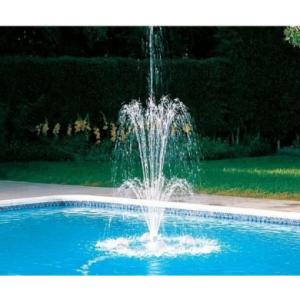 Pompe pour fontaine et pompe pour bassin cascade et jet d'eau bassin
